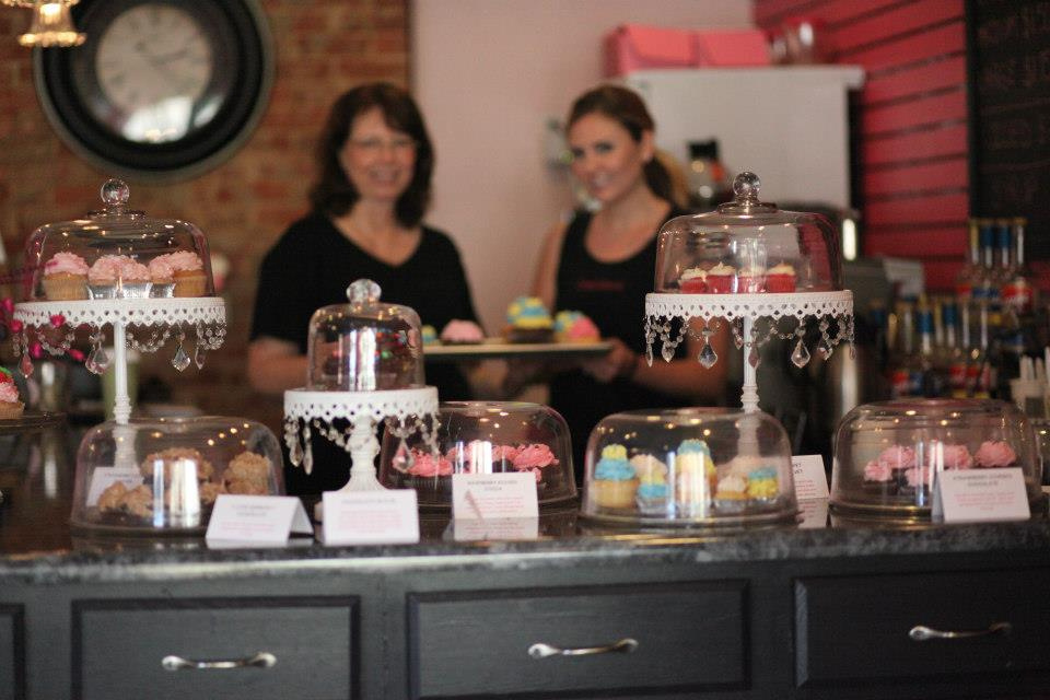 The Cupcakerie | Morgantown's First and Only Exclusively Cupcake Bakery: slideshow photograph 2